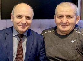 Рамазан Рабаданов считает, что Нурмагомедов превзойдёт Дэйну Уайта