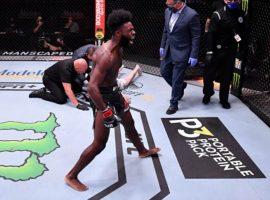 Алджэмейн Стерлинг назвал настоящего чемпиона UFC в легчайшем весе