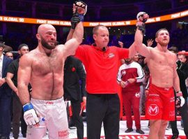 Александр Шлеменко назвал фаворита в реванше Минеев vs. Исмаилов