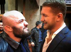 Камил Гаджиев объявил дату реванша боя Минеев vs. Исмаилов: «Сложности были, когда Мага троил»