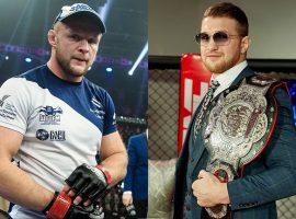 Александр Шлеменко рассказал при каком условии готов провести бой с Минеевым