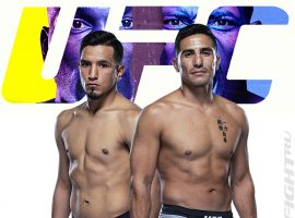 Адриан Янез — Густаво Лопес: прогноз и ставка на бой UFC on ESPN 21: Брансон vs. Холланд