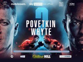 Александр Поветкин — Диллиан Уайт 2: прогноз и ставка на боксерский поединок: Alexander Povetkin vs. Dillian Whyte 2