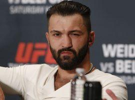 Бывший чемпион UFC Андрей Орловский не планирует заканчивать карьеру