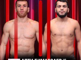 Апти Бимарзаев — Турал Рагимов: прогноз и ставка на бой ACA 120: Фроес vs. Хасбулаев