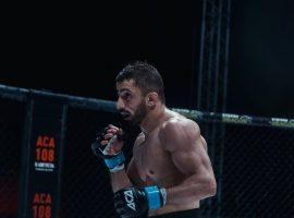 Боец MMA Арен Акопян хочет сразиться с Юнусом Евлоевым