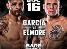 Леонард Гарсия — Джо Элмор: прогноз и ставка на бой BKFC 16: Гарсия vs. Элмор