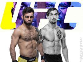 Бруно Сильва — Джей Пи Байс: прогноз и ставка на бой UFC on ESPN 21: Брансон - Холланд