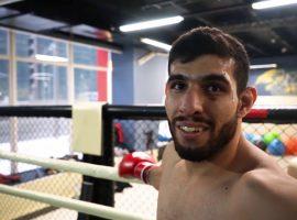 Персидский Дагестанец намерен подписать контракт с UFC