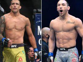 Хабиб оставил титул чемпиона UFC в лёгком весе. Вакантный пояс разыграют Чендлер и Оливейра
