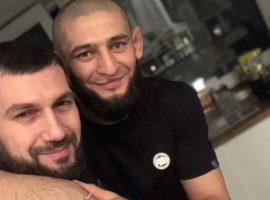 Брат Хамзата Чимаева рассказал о состоянии здоровья бойца