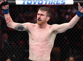 Кори Сэндхаген: «Кого победил Ян? UFC преподнесла ему пояс на блюдечке»