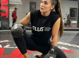 Диана Авсарагова: я выросла на боях Джины Карано