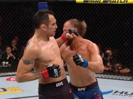 Тони Фергюсон узнал имя своего следующего соперника. Бой состоится в мае на турнире UFC 262