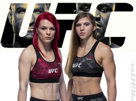 Джиллиан Робертсон — Миранда Маверик: прогноз и ставка на бой UFC 260: Миочич - Нганну 2