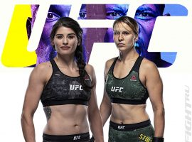 Джулия Авила — Юлия Столяренко: прогноз и ставка на бой UFC on ESPN 21: Брансон vs. Холланд