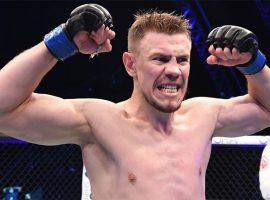 Максим Гришин получил в соперники бывшего претендента на пояс UFC