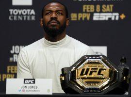 Джон Джонс напомнил UFC о своей истинной ценности