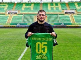 Хабиб Нурмагомедов ответил Исмаилову, призвавшему его помочь «Анжи»