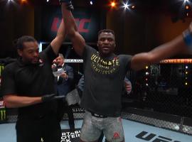 Лучшие моменты и результаты UFC 260: Миочич vs Нганну