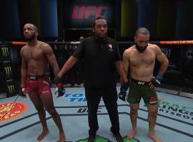Лучшие моменты и результаты турнира UFC Fight Night: Эдвардс vs Мухаммад