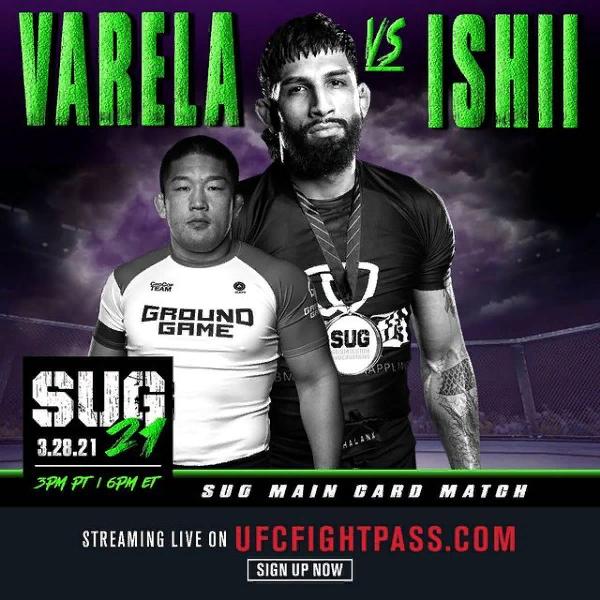 Энди Варела — Сатоши Ишии прогноз и ставка на бой
