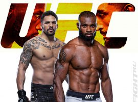 Эрик Андерс — Даррен Стюарт: прогноз и ставка на бой UFC Fight Night 187