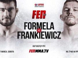 Кацпер Формела — Дамиан Франкевич прогноз и ставка на бой