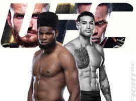Кеннеди Нзечакву — Карлос Ульберг: прогноз и ставка на бой UFC 259: Блахович vs. Адесанья