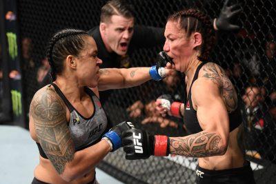 Президент UFC рассказал, что Аманда Нуньес вырубала мужчин на тренировках
