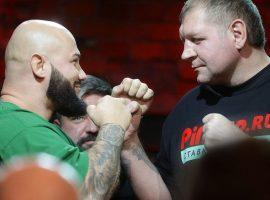 Александр Емельяненко анонсировал бой с Джиганом, тот подтвердил