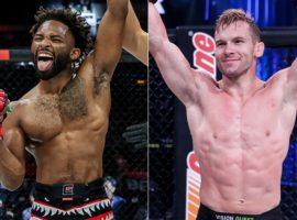 Непобежденные в Bellator бойцы Стотс и Хилл проведут бой на турнире Bellator 258