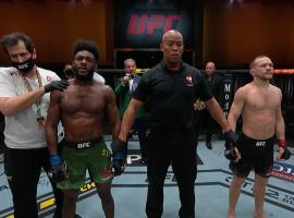 Лучшие моменты UFC 259