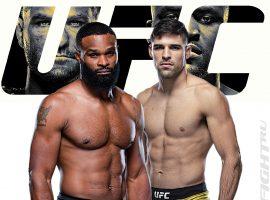 Тайрон Вудли — Висенте Луке: прогноз и ставка на бой  UFC 260: Миочич vs. Нганну 2