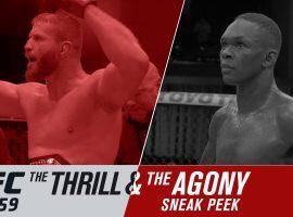 UFC 259: взлеты и падения