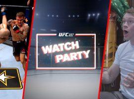Реакция бойцов UFC на МакГрегор vs Порье 2 - видео