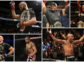 Топ-10 лучших бойцов UFC всех времен