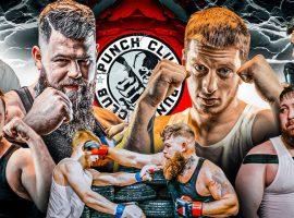 Punch Club - поединок вечера при участии Ушу Мастера, бой вечера Алан Хадзиев vs Дмитрий Муратов