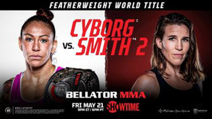 Bellator 259: Сайборг vs. Смит 2