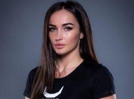 Красотка из России вырубила соперницу в Bellator за 29 секунд