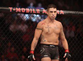 Легендарный боец UFC Диего Санчес уволен из промоушена