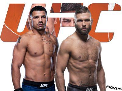 Джереми Стивенс — Драккар Клозе прогноз и ставка на бой UFC on ESPN 22 Уиттакер - Гастелум