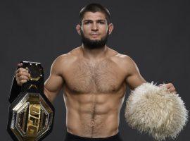 Хабиба могут включить в зал славы UFC