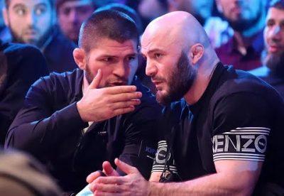 Хабиб поможет Исмаилову готовится к бою с Минеевым