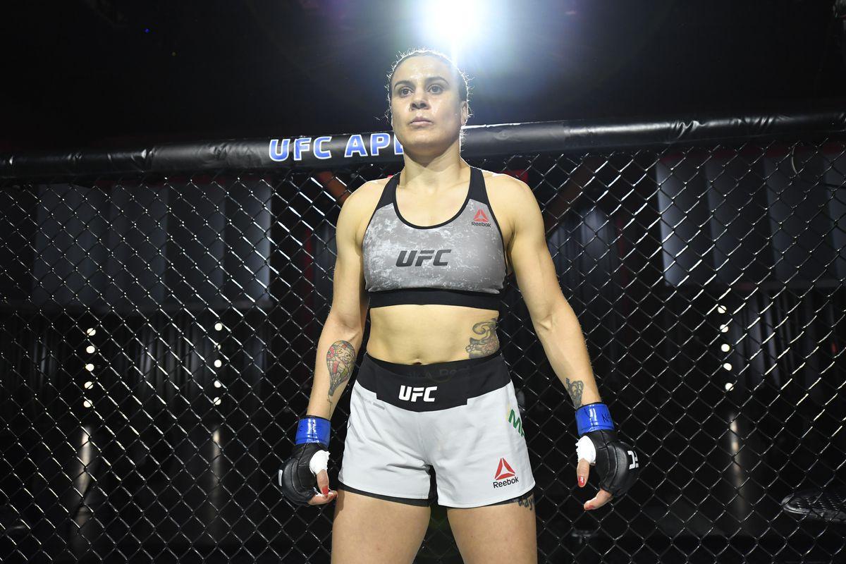 Jennifer Maia UFC