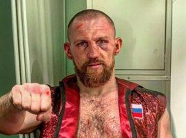 Кудряшов подерётся за пояс серебряный пояс WBC с Романовым