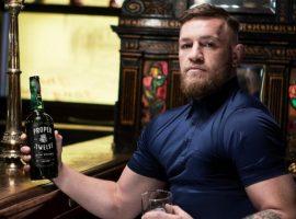 Конор МакГрегор продал бренд своего виски за 600 миллионов долларов