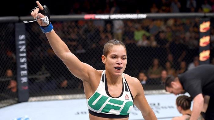 Нунес в UFC