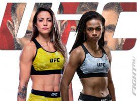 Поллианна Ботельо — Луана Каролина. Прогноз и ставка на бой UFC on ESPN 23: Рейес - Прохазка