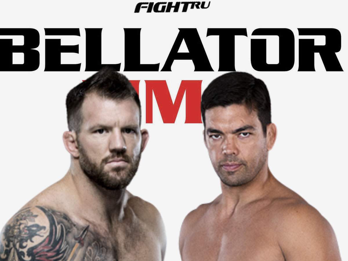 Bellator 256: Bader vs. Machida 2
